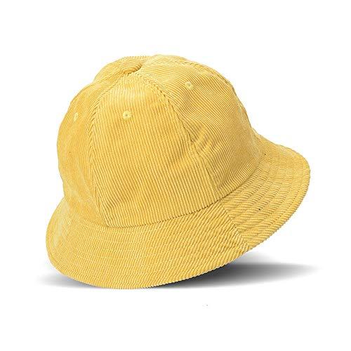 Grtodnz Sonnenhut Sommer Fischer Hut Breiter Krempe Atmungsaktive Erwachsene Flachen Hut Outdoor Angeln Hut Strandkappen,Yellow (Krempe Stroh-hut Flachen)