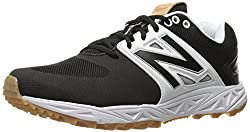 New Balance Men's 3000v3 Baseball Turf Shoes, Blackwhite, 10 D(m) Uk44.5 D(m) Eu