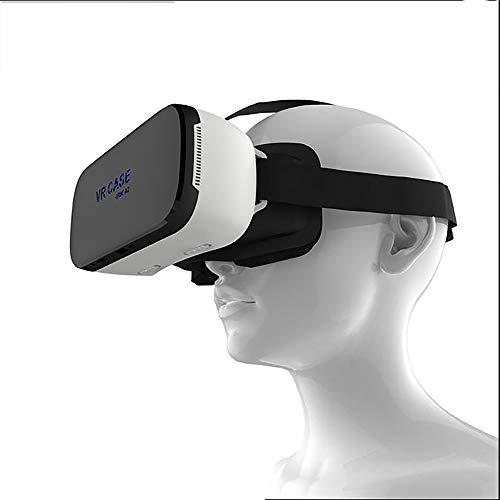 WANGOFUN All In One 3D Brillen, 5.5 Zoll 4K WiFi 3D VR Headset, realistische virtuelle Brille, 1080p...