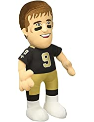 Bleacher Creatures NFL DREW BREES - New Orleans Saints Plush Figure