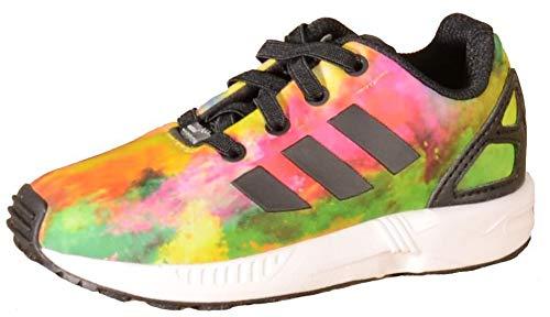 0d987bc74d029 Adidas Originals ZX FLUX EI Chaussures Mode Sneakers Enfant Multicolor