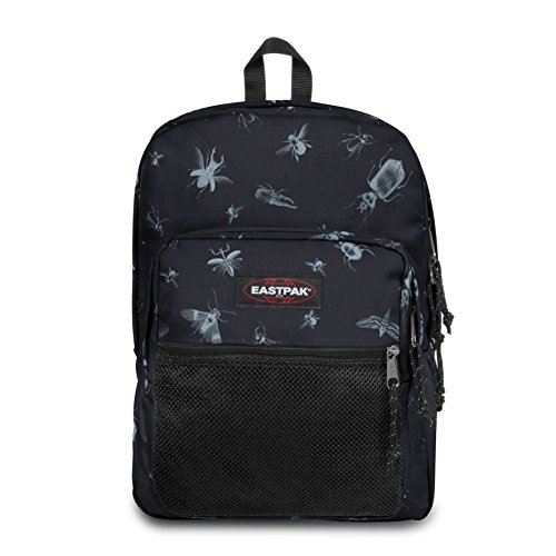 Eastpak PINNACLE Zainetto per bambini, 42 cm, 38 liters, Nero (Bugged Black)
