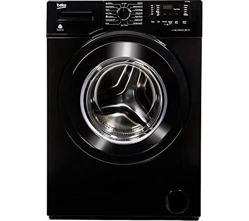 Beko WX742430B 7kg 1400rpm Washing Machine - Black