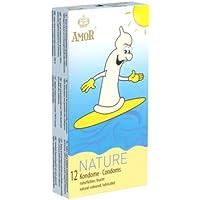 Preisvergleich für Amor Nature: 12 natürliche Kondome