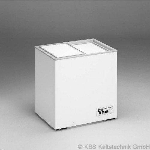 KBS Tiefkühltruhe TKT 210 - mit Schiebedeckel