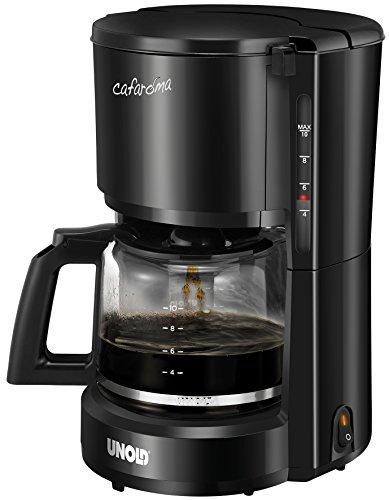Unold Kaffeeautomat Compact, schwarz, Artikel: 28125
