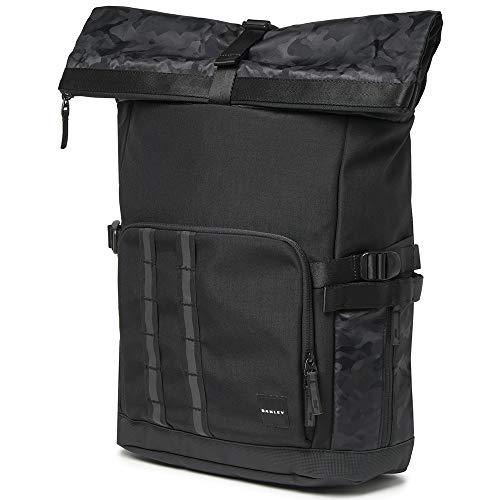 Oakley Utility Rolled Up Backpack Rucksack Blackout