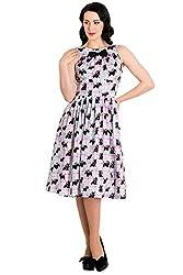 Hell Bunny Scottie Dog 50's Dress