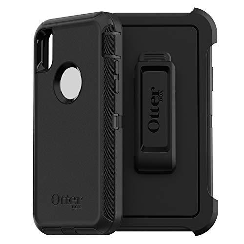 OtterBox Defender sturzsichere Schutzhülle für iPhone Xs Max, schwarz - Iphone Otterbox Amazon Von 5
