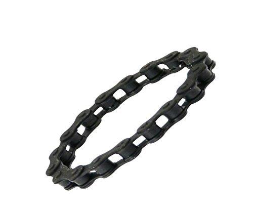 colore-nero-in-silicone-bici-bicicletta-del-braccialetto-della-fascia