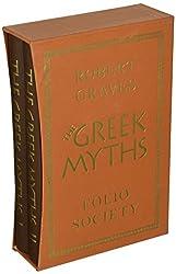 The Greek Myths Folio Society Edition
