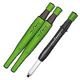 Pica 6060-6060 BIG Dry 2Stück Zimmermannbleistift 6060 Druckbleistift austauschbare Mine, 2 Stück