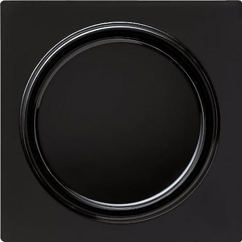Gira 012647 Tastschalter Wechsel S, schwarz