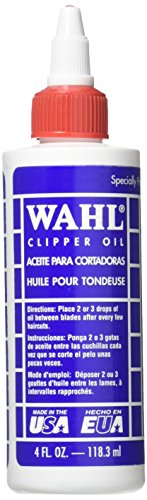 Wahl Lubricating Oil For Clippers - 4floz