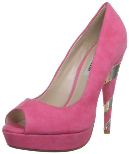 Dune Daydream, Damen Pumps, Rosa (Pink), 39 EU / 6 UK