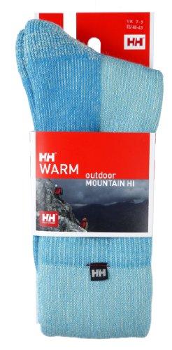 Helly Hansen - Calzini da montagna, Blu (azzurro), Size 7-9