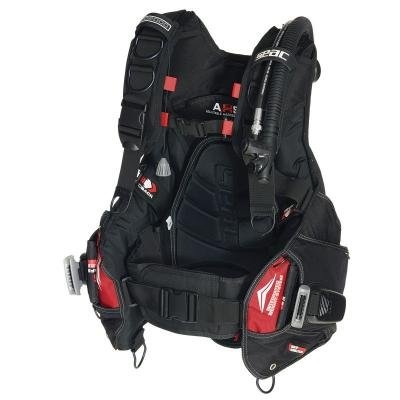 SEAC SUB - 0420035000025A/396 : Jacket BCD buceo NEW PRO 2000