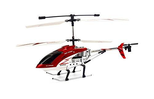 Helicóptero RC Indestructible V2 3.5Ch Gyro de 44cm.