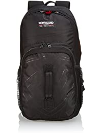 Northland Professional N-Bag - Mochila, color negro / rojo, 18 l
