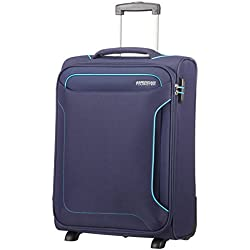 American Tourister Holiday Heat Upright 55/20 Length 35cm, 39 L - 2.5 KG Bagage Cabine, 55 cm, liters, Bleu (Navy)