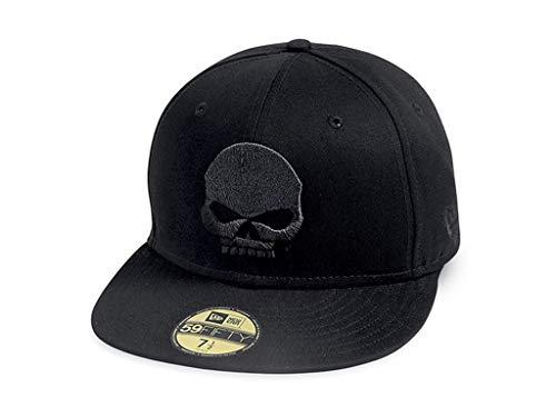 HARLEY-DAVIDSON Baseball Cap 59FIFTY Skull, L