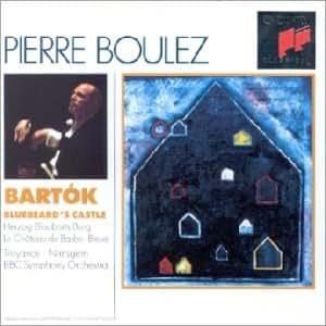Bartok : Le Château de Barbe-Bleue [Import anglais]