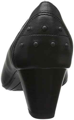 ara Damen Toulouse Pumps Schwarz (schwarz 01)