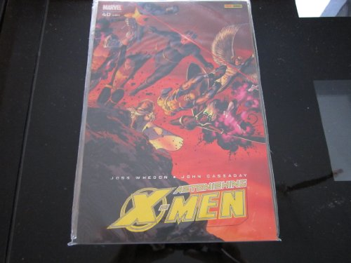 ASTONISHING X-MEN N° 40 (2008) comics vf
