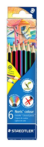 Staedtler 185 C6 – Lápices de color