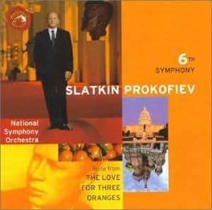 Symphony 6 / Love for Three Oranges