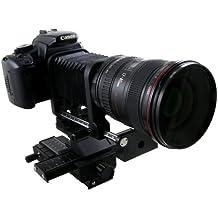 Fotga Fuelle de lente y Macro Enfoque Rail deslizante para Canon 550d 600d 650d 1100d 50d 40d 450d 7d..... DSLR SLR