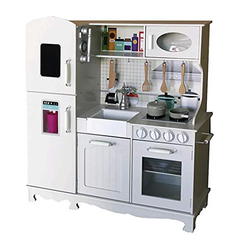 Tachan - Cocina vintage madera frigorifico 7791170