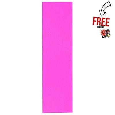 Enuff Skateboard Grip-Tape, Pink