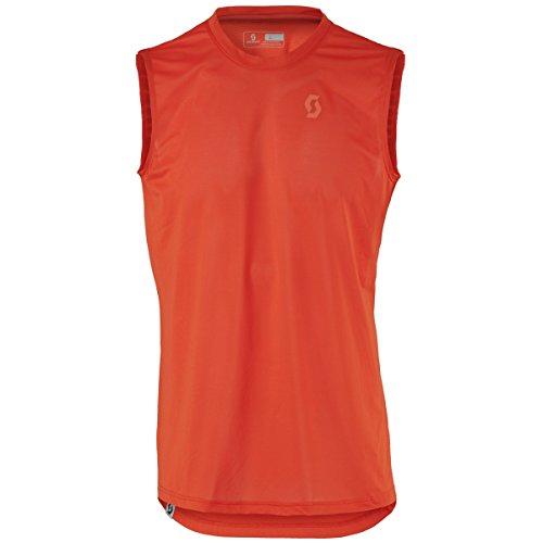 Scott Trail MTN Aero Fahrrad Body Shirt orange 2017: Größe: XXL (58)