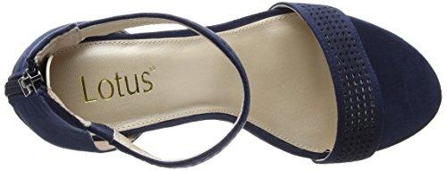 Lotus - Elmas, Strap alla caviglia Donna Blue (navy)