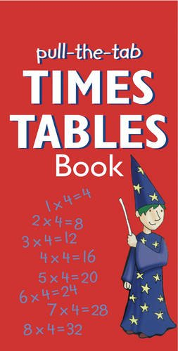 Pul the Tab Times Tables Book