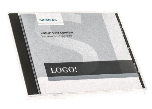 Siemens LOGO!8 Soft Comfort 8 Upgrade