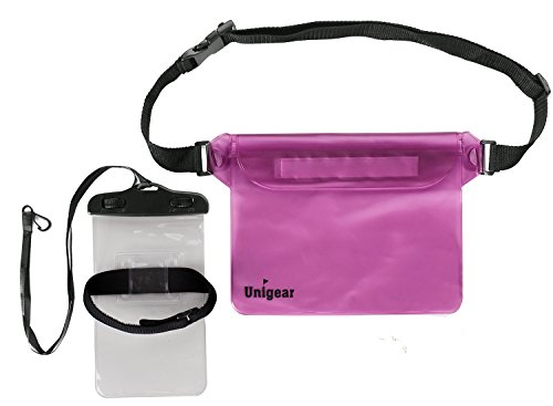 unigear-waterproof-pouch-bag-dry-bags-sack-waist-strap-for-boating-hiking-kayaking-canoeing-fishing-