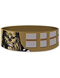 """Pulsera de silicona Star Wars """"Chewbacca"""""""