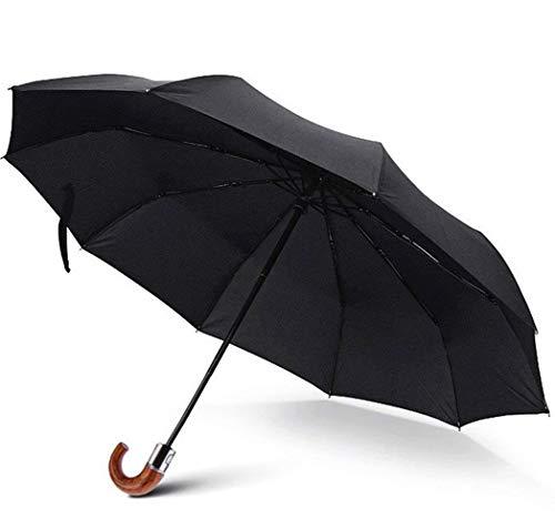 Lonior Paraguas Plegable Apertura Cierre Automático