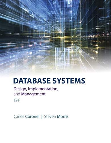 PDF DOWNLOAD Database Systems: Design, Implementation
