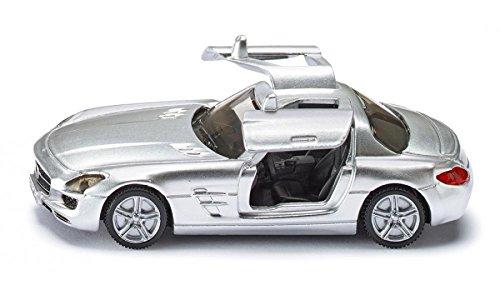 Preisvergleich Produktbild Siku 1445 - Mercedes SLS, farblich sortiert, Farbe nicht wählbar