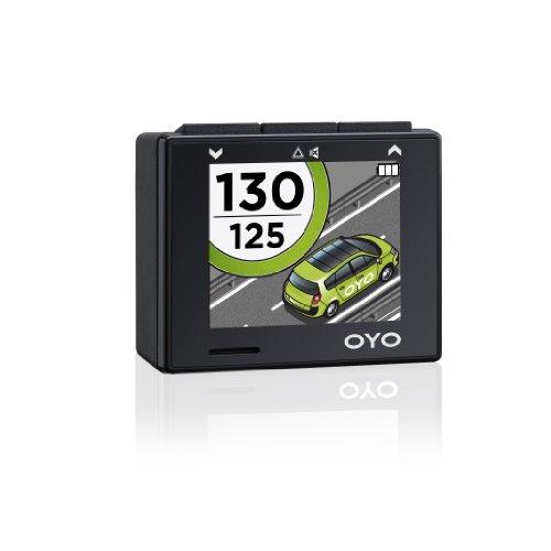 Coyote OYO Assistant d'aide àla conduite GPS France USB Noir