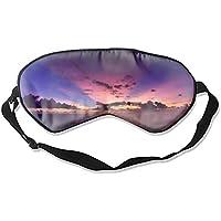 Pacific Ocean Augenschutz/Augenschutz / Schlafhilfe, Violett/Wolken preisvergleich bei billige-tabletten.eu