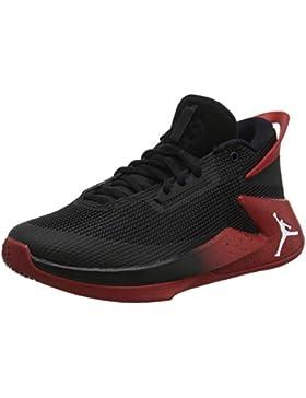NIKE Jordan Fly Lockdown (GS), Zapatos de Baloncesto Unisex Niños