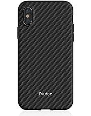 Evutec AER Series Phone Case for Apple iPhone X (Black)
