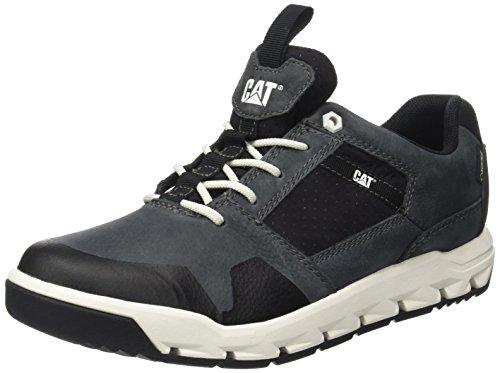 Caterpillar Men Filter Gore-Tex Low-Top Sneakers, Grey (Mens Castlerock/Black), 9 UK 43...