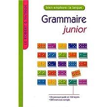 Robert & Nathan : Grammaire junior