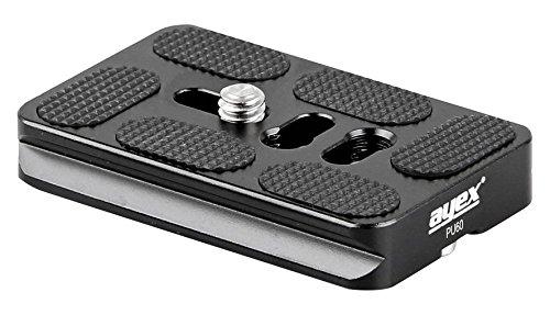 Ayex PU-60 Schnellwechselplatte 60mm für Arca-Swiss Standard