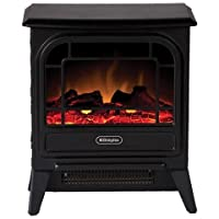 Dimplex MCFSTV12 2 Settings 1.2kW Microstove Freestanding Electric Stove Black